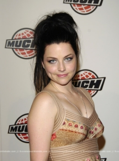 Amy Lee in Much Music Video Awards