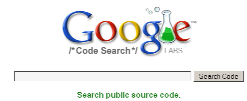 Google - Code Search