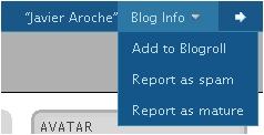 Reportar Blog