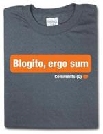 Blogito, Ergo Sum