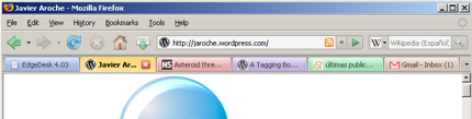 Colorful Firefox Extension