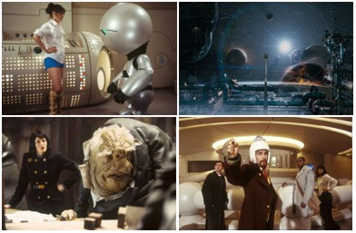 The Hitchhiker's Guide to the Galaxy - Shots
