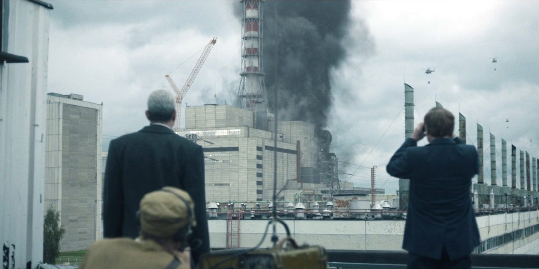 Chernobyl - HBO mini serie
