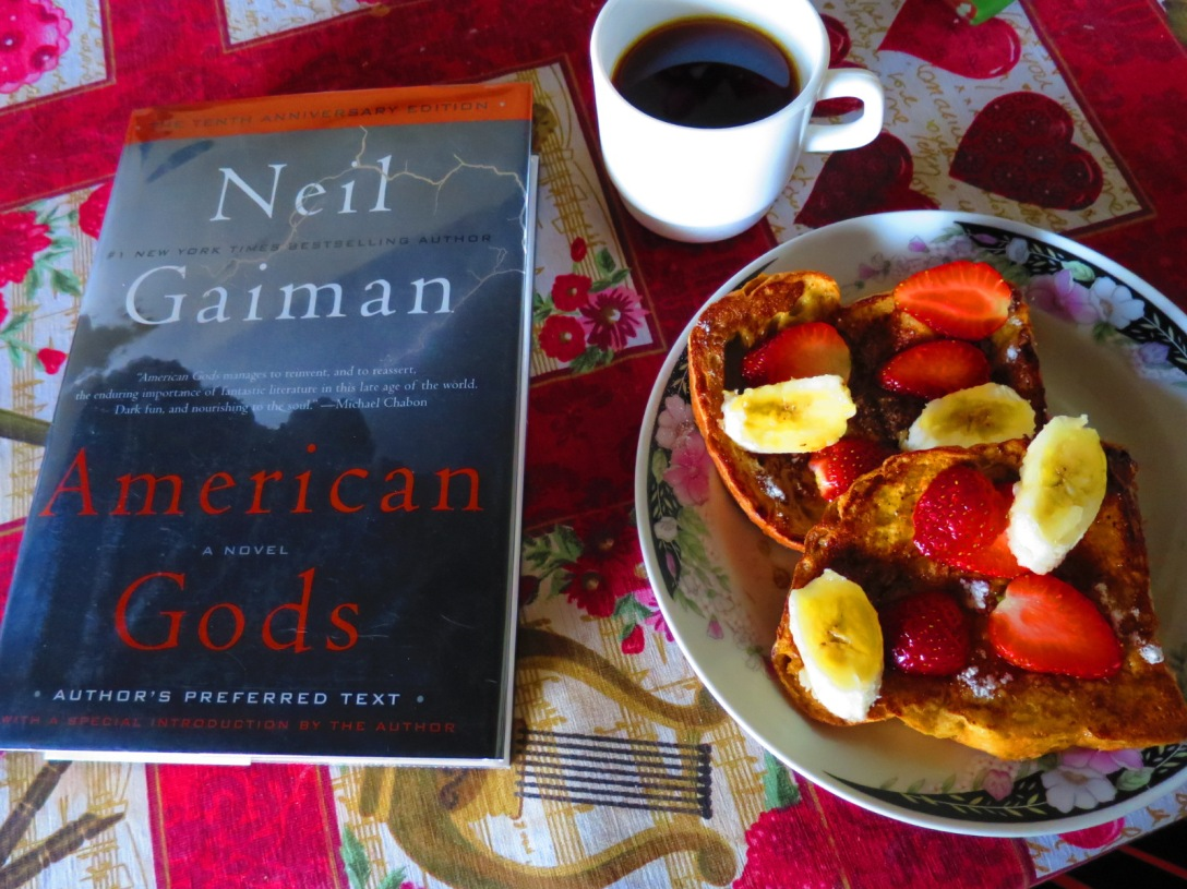 Breakfast with American Gods